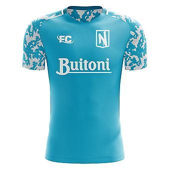 34ec3e9e7 2018-2019 Napoli Fans Culture Home Concept Shirt (Kids)