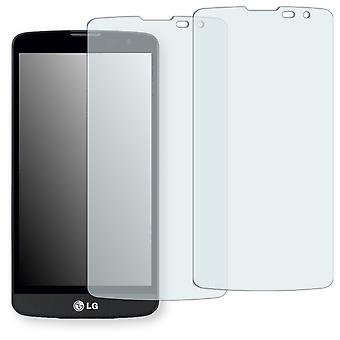LG L Bello display protector - Golebo crystal clear protection film