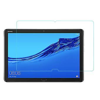 Huawei MediaPad M5 Lite Displayglas 9H Verbundglas Panzer Schutz Glas Tempered Glas Echtglas