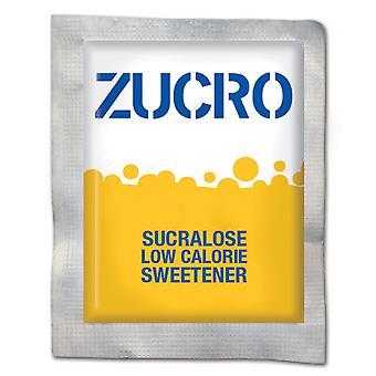 Zucro Low Calorie Süßstoff Pulver Beutel