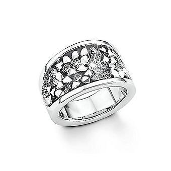 s.Oliver bijou Mesdames anneau inox SO898