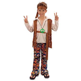 Hippie chico, pequeño.