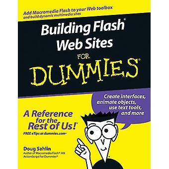 Bygge Flash websteder For Dummies af Doug Sahlin - 9780471792208 B