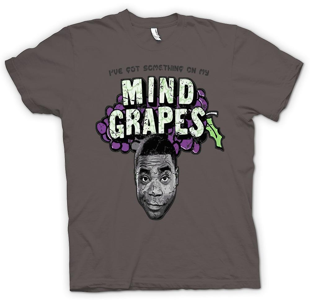 Womens T-shirt - Ive Got Something On My Mind Grapes