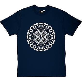 Mandala #3 Herren T-Shirt