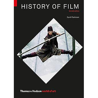 History of Film (2nd Revised edition) by David Parkinson - 9780500204