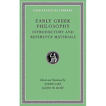 Early Greek Philosophy - Volume I - Beginnings and Early Ionian Thinke