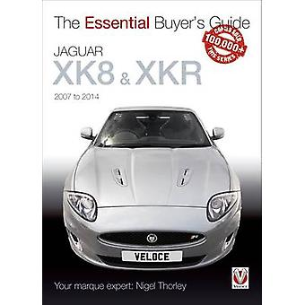 Jaguar XK8 & XKR 2006-2014 door Nigel Thorley - 9781845848064 boek
