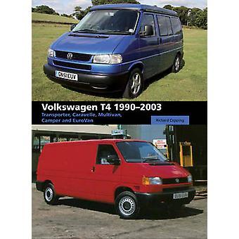 Volkswagen T4 1990-2003 - Transporter - Caravelle - Multivan - Camper