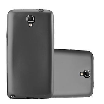 Cadorabo Case for Samsung Galaxy NOTE 3 NEO Case Cover - Mobile Phone Case made of flexible TPU silicone - Silicone Case Protective Case Ultra Slim Soft Back Cover Case Bumper