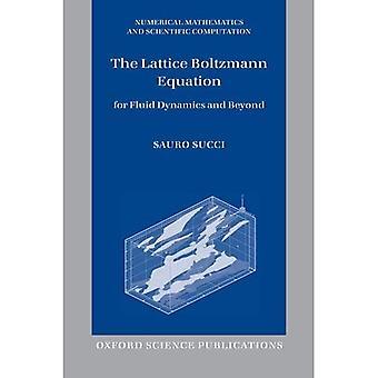 Lattice Boltzmann równanie