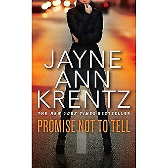 Promesa de no decir