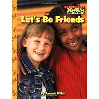 Zostańmy przyjaciółmi (czytniki wiadomości szkolne oparte na faktach)