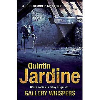 Gallery Whispers. Quintin Jardine