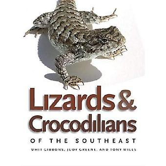 Lizards and Crocodilians of the Southeast (Wormsloe Foundation Nature Book)