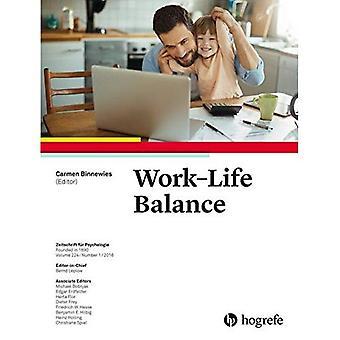 Work-Life Balance (Zeitschrift fuer Psychologie)