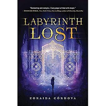 Labyrinth Lost (Brooklyn Brujas)
