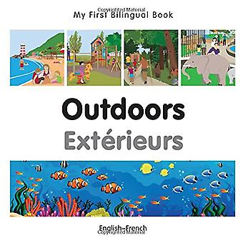 My First Bilingual Book - Outdoors - French-English