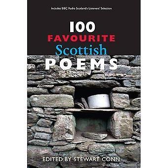 100 poèmes écossais favoris