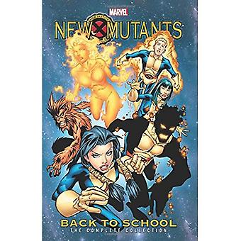 Nuovi mutanti: Tornare a scuola - la collezione completa