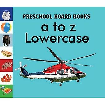 A To Z Lower Case