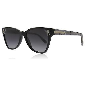 Bvlgari BV8208 BV8208 الأسود ز 501/8 القطط نظارات عيون عدسة حجم الفئة 3 56 ملم