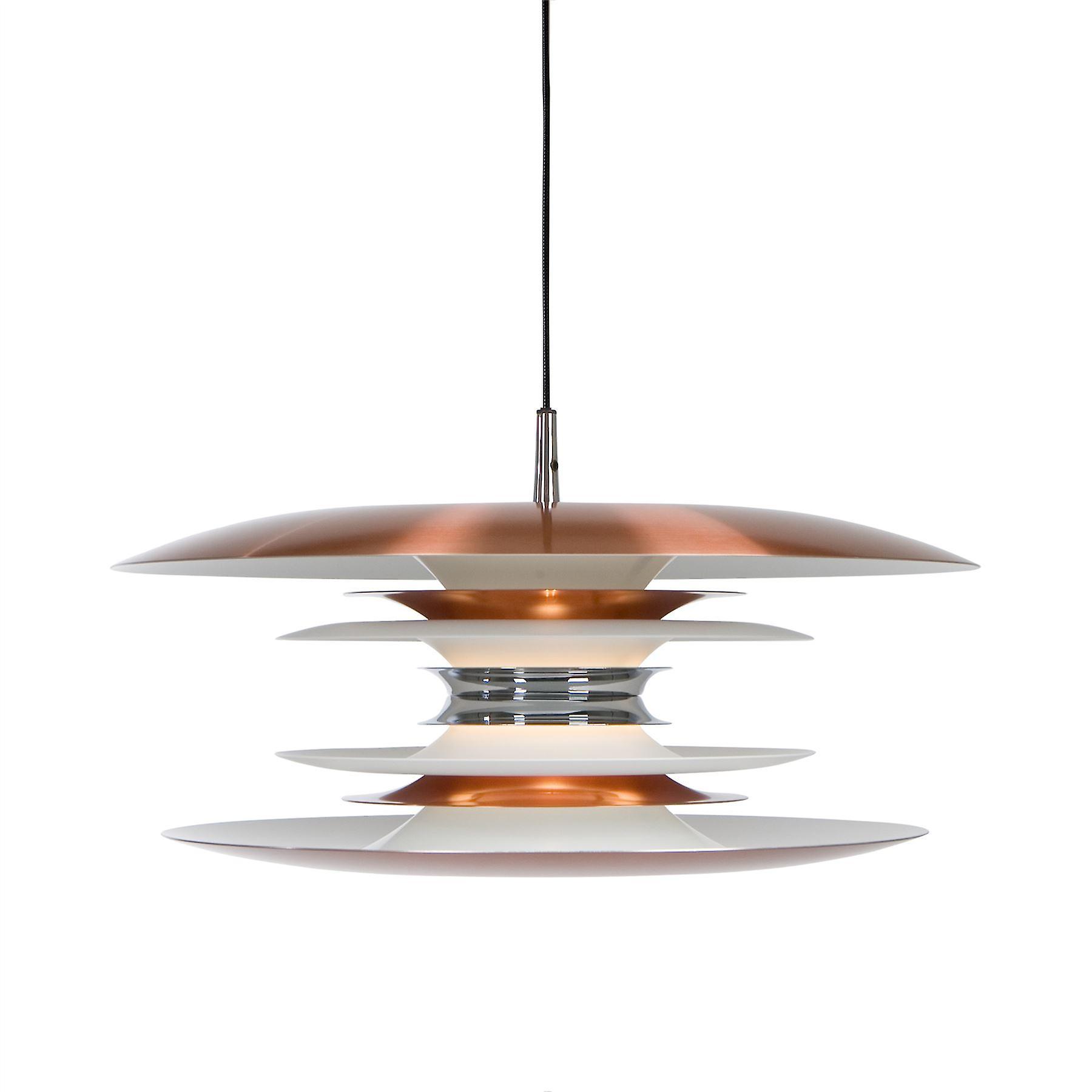 Belid - Diablo LED pendentif lumière Copper Finish 116613