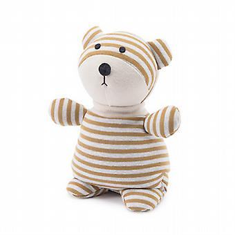 Intelex Socky Doll Fully Microwavable Toy: Bellamy Bear