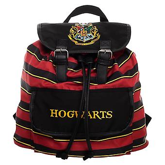 Mochila de rayas de Harry Potter Hogwarts Crest