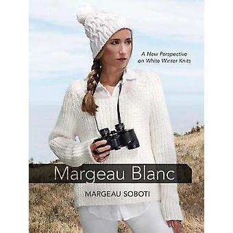 Margeau Blanc - A New Perspective on White Winter Knits by Margeau Sob