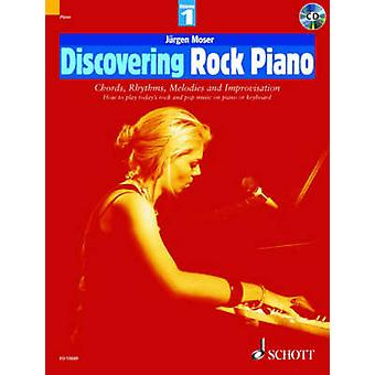 Discovering Rock Piano - Chords - Rhythms - Melodies and Improvisation