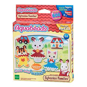 Sylvanian Familien Aquabeads Thema Refill Pack