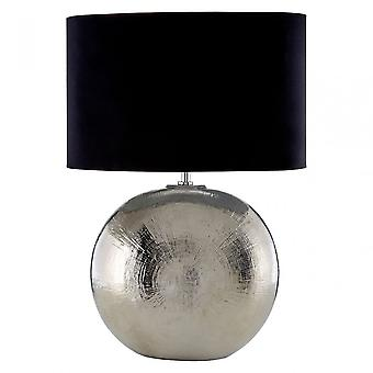 Premier Home Jarvis Table Lamp, Silver