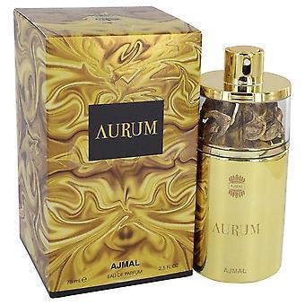 Ajmal Aurum Eau De Parfum Spray By Ajmal 75 ml