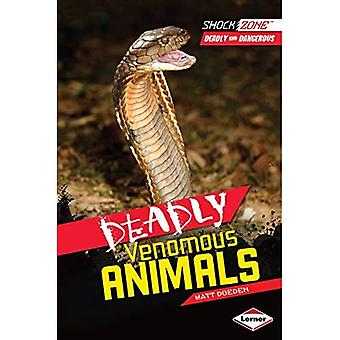 Deadly Venomous Animals (Shock Zone: Deadly and Dangerous)