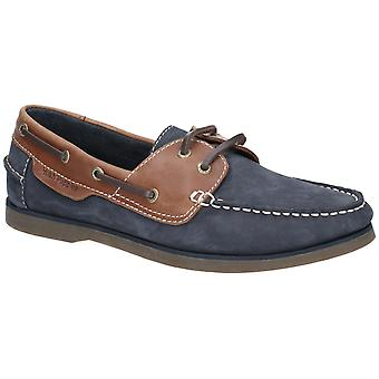 Hush Puppies Mens Henry Classic Lace Up Shoe