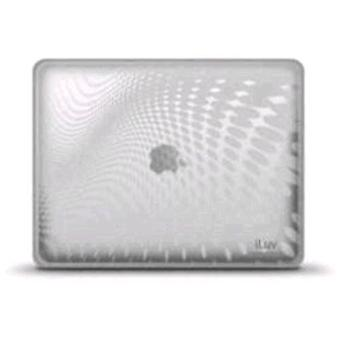 Iluv transparent case for ipad