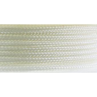 Chinese Knotting cordon 1,5 Mm 16,4 pieds bobine blanc Wht Kc15 5