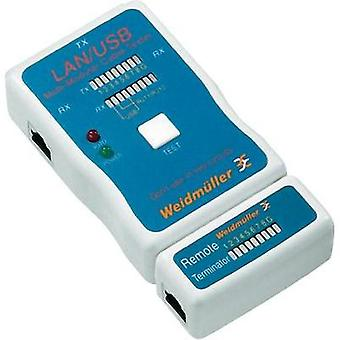 Weidmüller LAN USB TESTER Cable tester