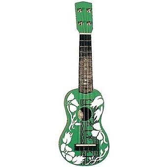 Ukulele MSA Musikinstrumente UK 33 Green, White