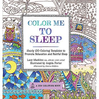 Race Point Publishing Books-Color Me To Sleep RPP-62377