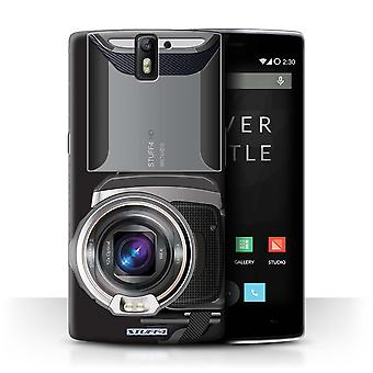 STUFF4 Case/Cover voor OnePlus One/Camcorder/videocamera