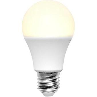 LED E27 Arbitrary 9 W = 60 W Warm white (Ø x L) 60 mm x 110 mm EEC: A+ Basetech 1 pc(s)