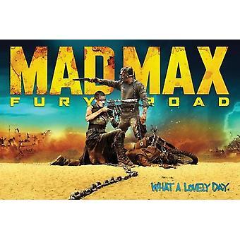 Mad Max-Stand aus Plakat Poster drucken