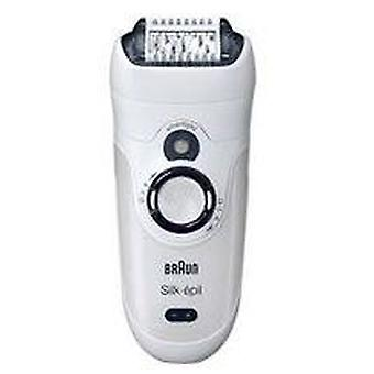 Braun 7381 epilator rechargeable body xpressive