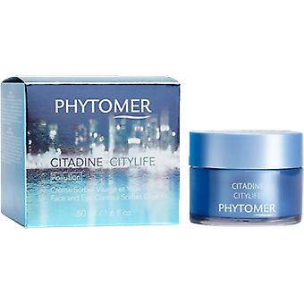 Phytomer City Life Face and Eye Contour Sorbet Cream
