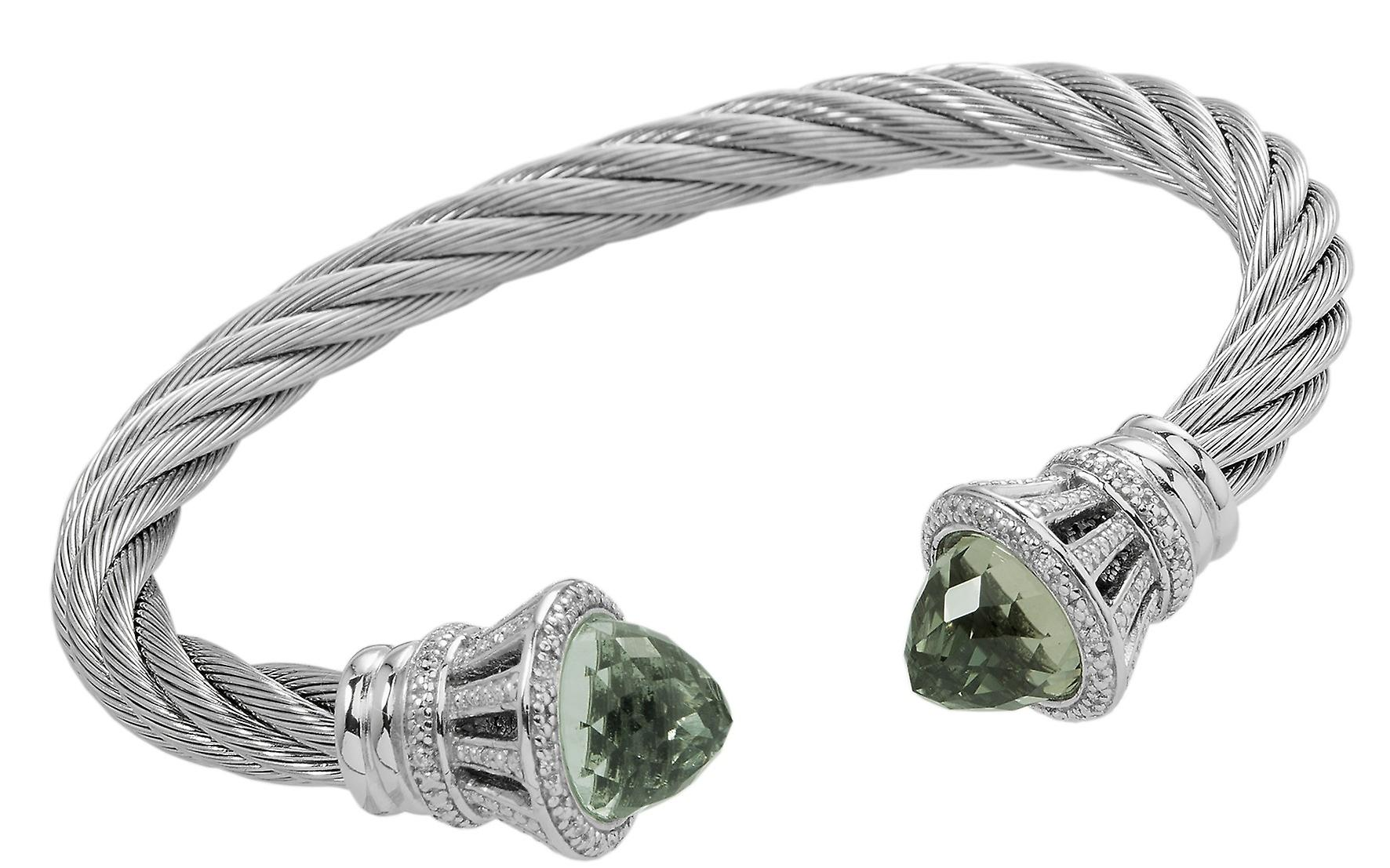 Burgmeister Bangle with Cubic Zirconia JBM3002-521