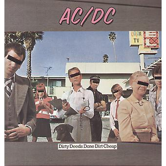 Ac/Dc - Dirty Deeds Done Dirt Cheap [Vinyl] USA import