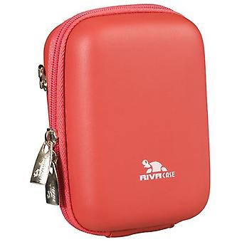 Rivercase Riva 7024 PU Digital Camera Case - rot