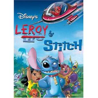 Disney - Leroy & Stitch [DVD] USA import